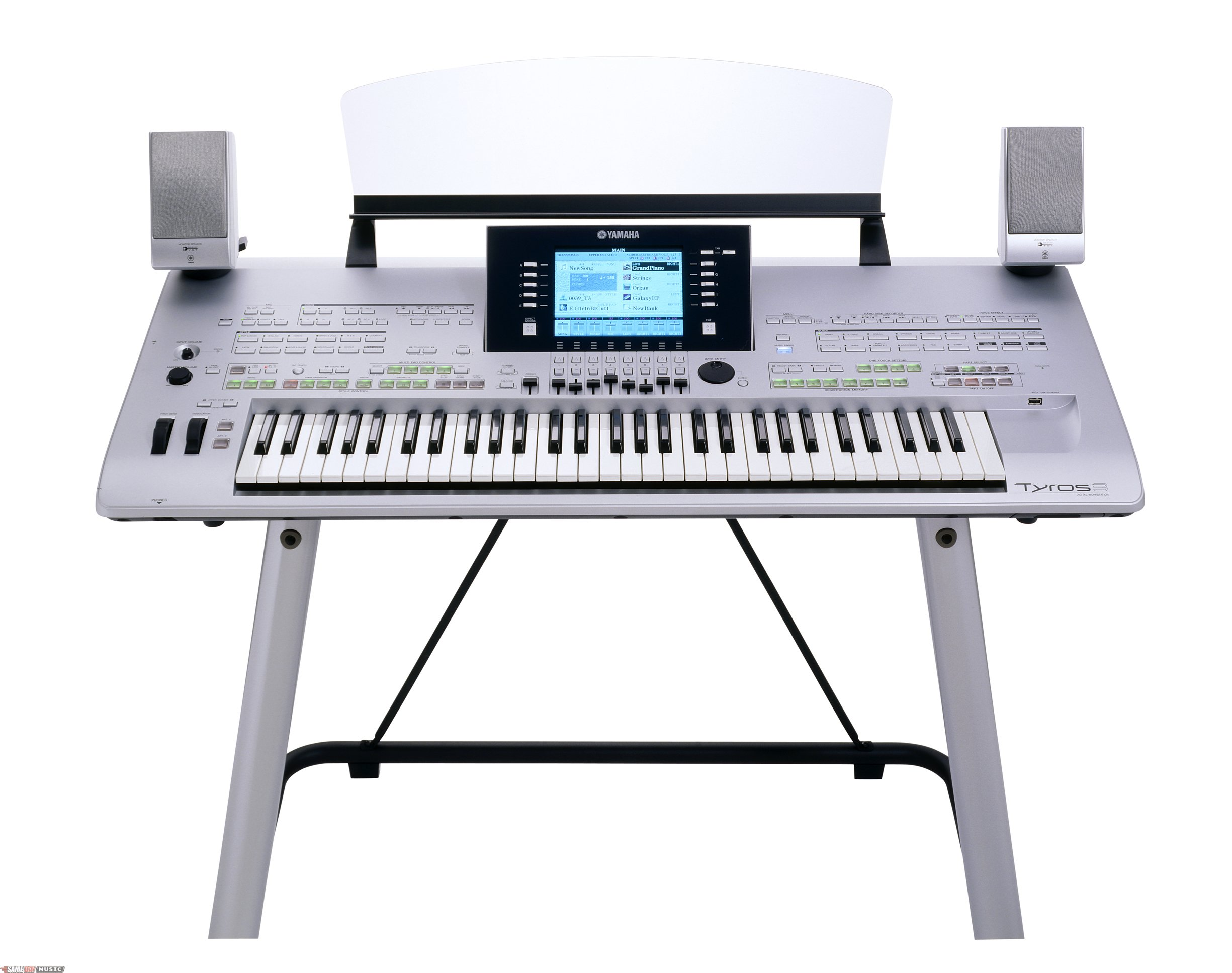 Yamaha Keyboard Forum Tyros